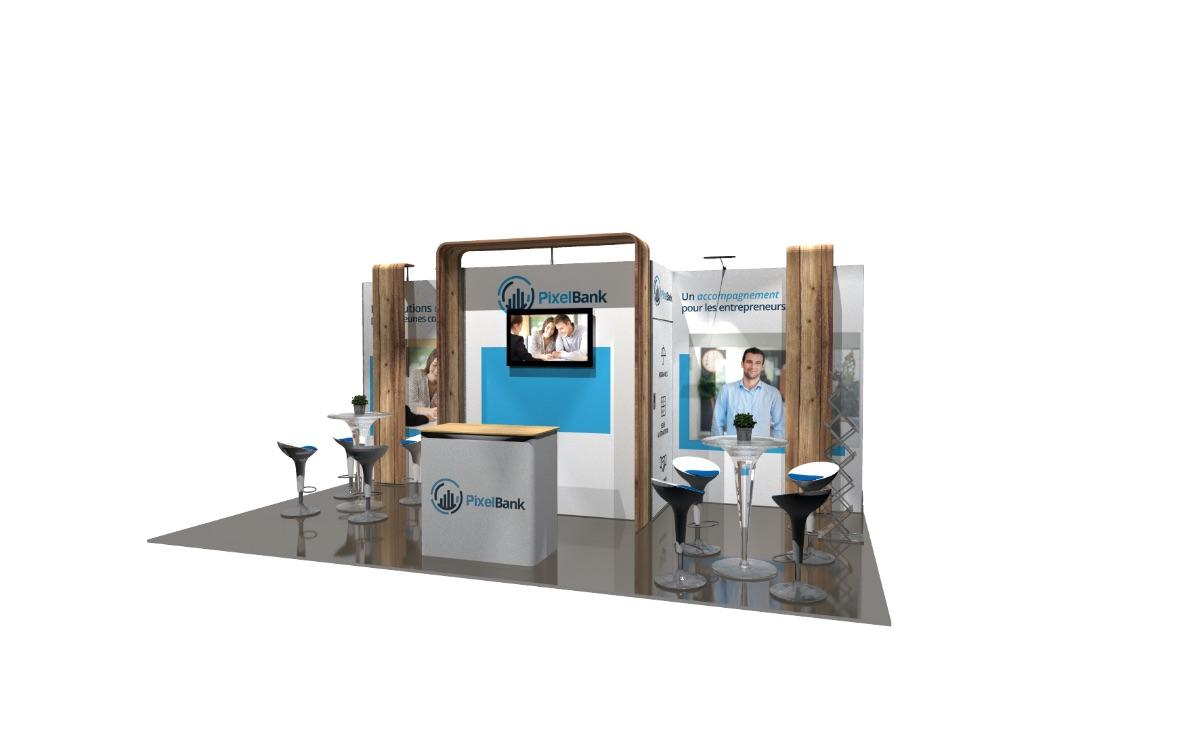 modulinės prekybos parodų sistemos